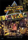 Stryper - Live In Puerto Rico DVD - Greatest Hits, Creative Worx Entertainment